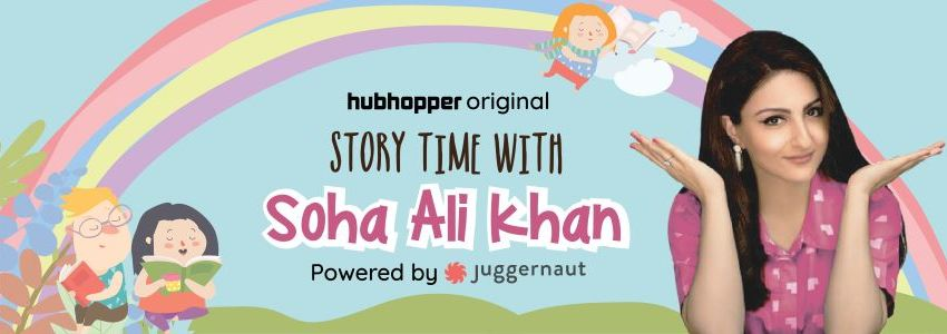 Storytime with Soha