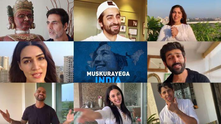 #MuskurayegaIndia to reach millions through Likee