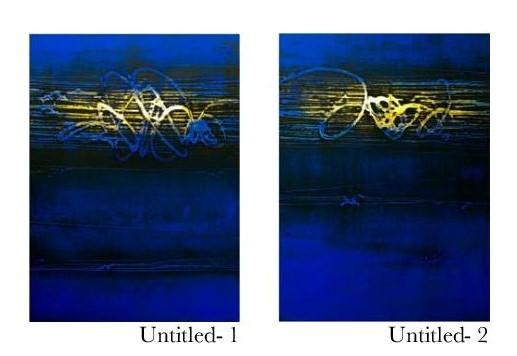 Untitled works by Vishal Joshi