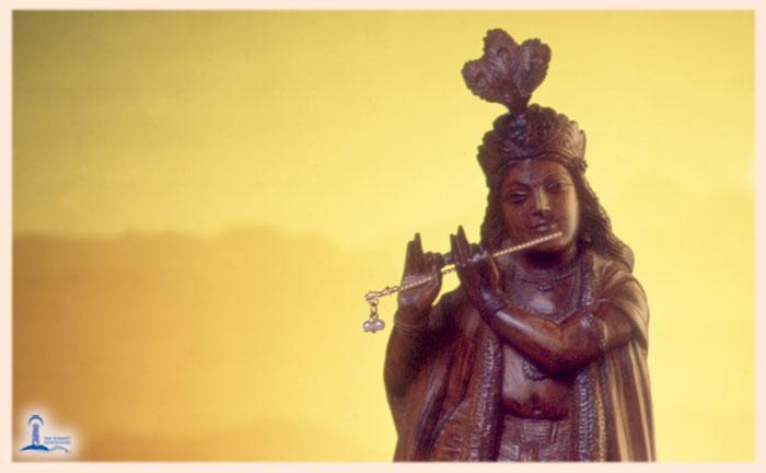 Thus spoke Shri Krishna…
