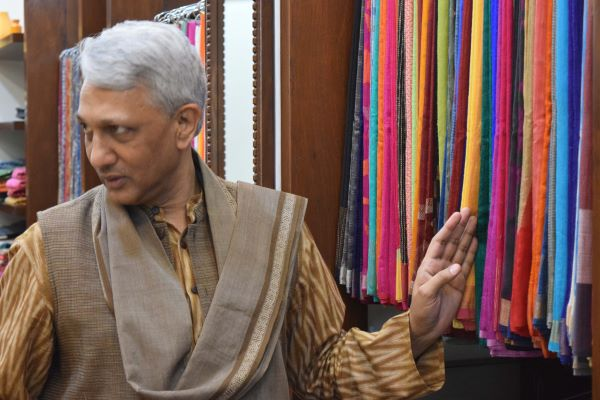 Utsav's curated heritage handlooms now just a click away