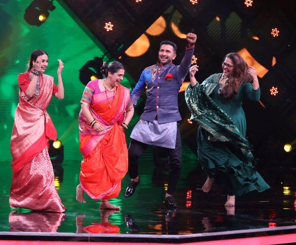 India's Best Dancer welcomes Lord Ganesha