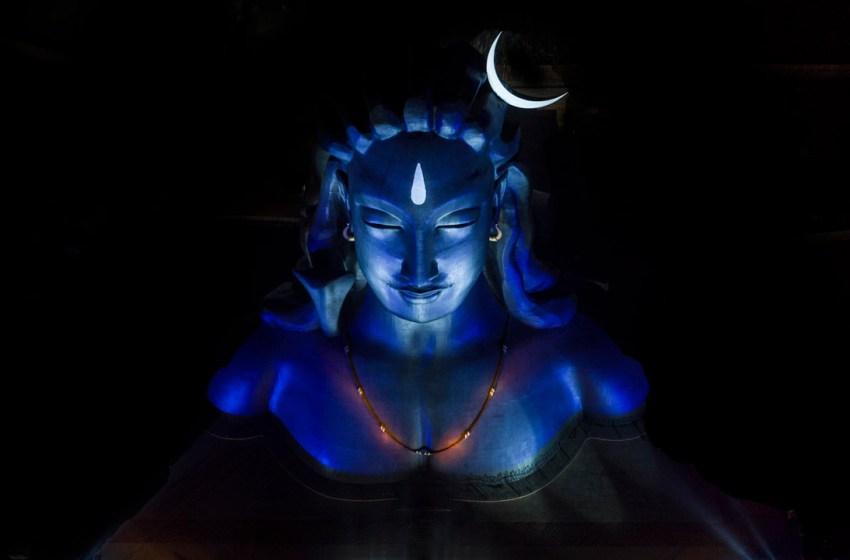 I AM Shiva! I am always nigh at hand