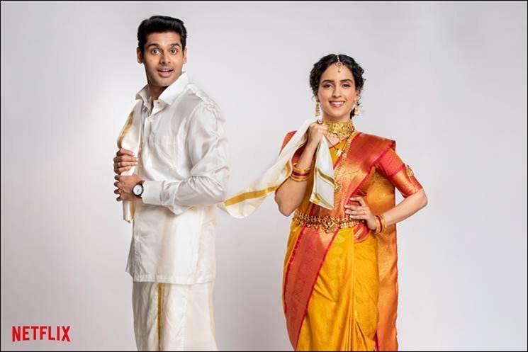 Abhimanyu Dassani in next Netflix rom-com