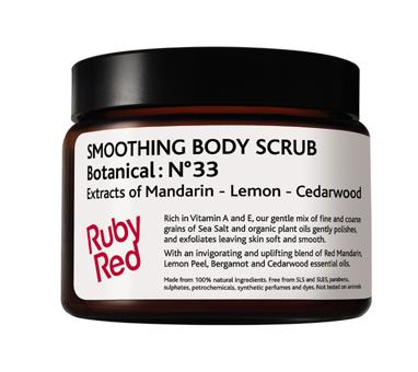 BS033 - 500ml Smoothing Body Scrub sml