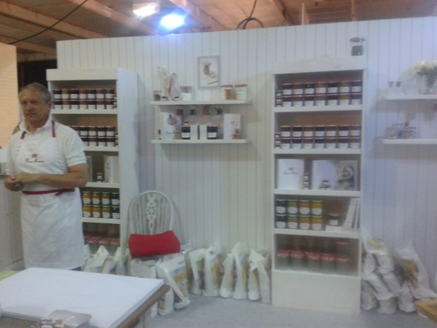 Bonne Maman @ Cake & Bake Show London.