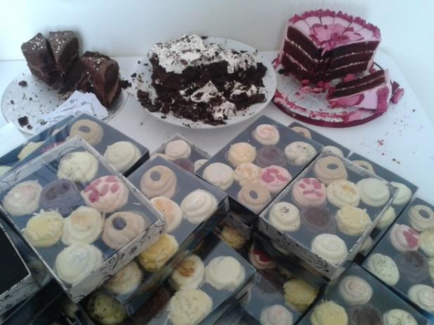 Press Office @ Cake & Bake Show London