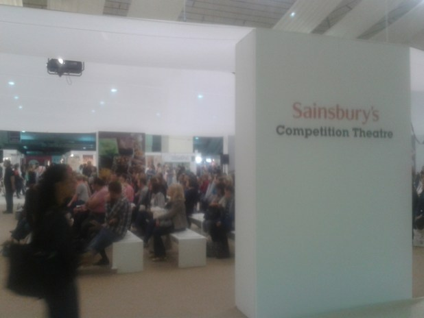 Sainsbury's Competition Theatre.