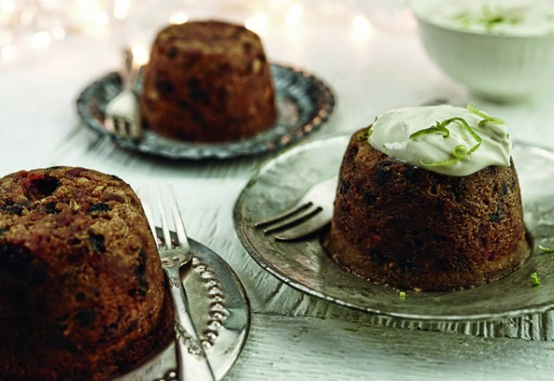 Billington's Mini Christmas Puddings rs