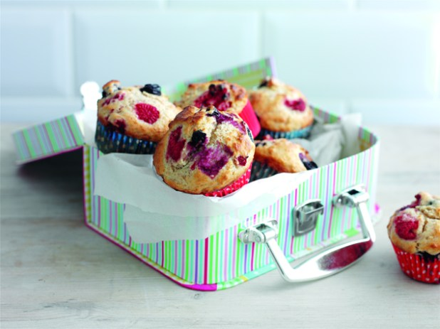 double berry muffins 2 rs