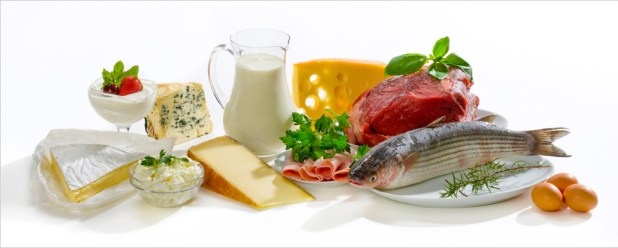Healthy proteins recommended