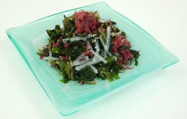 Japanese Sea Vegetable Salad