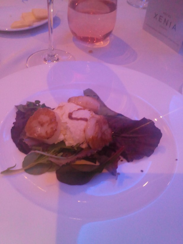 Hotel Xenia, London Media Dinner
