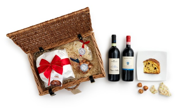 Italian Christmas Hamper BERRY BROS & RUDD