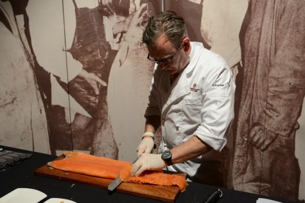 Forman's salmon
