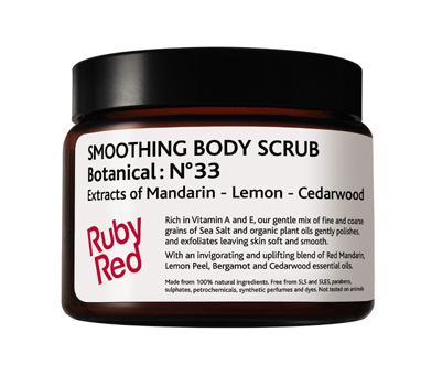 BS033 - 500ml Smoothing Body Scrub sml