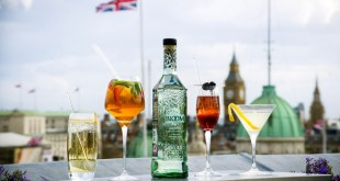 Bloom Gin cocktails