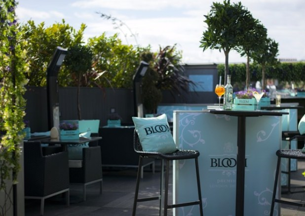 Bloom Gin Rooftop Bar