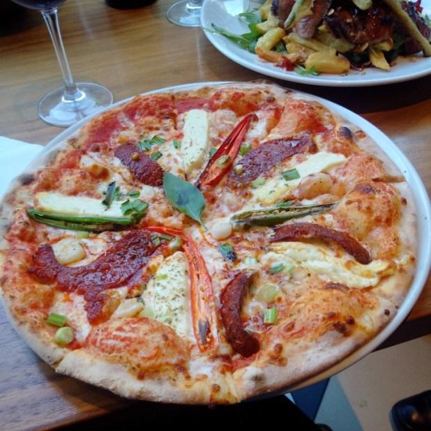 Life & Soul Lifestyle- Rocket Pizza