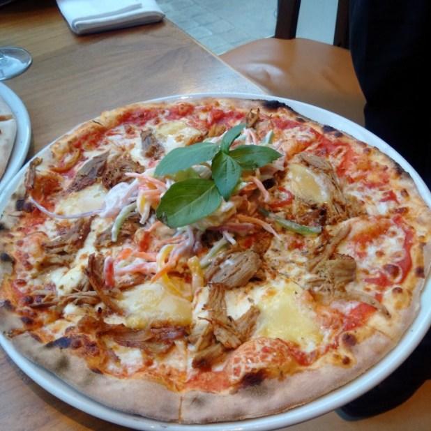 Life & Soul Lifestyle - Rocket Pizza