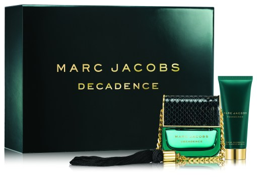 www.Lifeandsoullifestyle.com – Christmas Gift Guide - Marc Jacob Decadence Gift Set