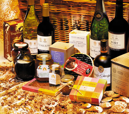 www.Lifeandsoullifestyle.com - Festive Hampers - Best-of-British-Hamper berry bros and rudd