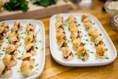 www.Lifeandsoullifestyle.com - Christmas canapes recipes