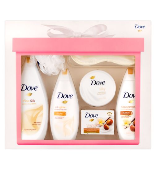 www.Lifeandsoullifestyle.com – The Ultimate Christmas Beauty Gift Guide - Dove Wonderful You Gift Set