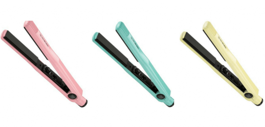 www.Lifeandsoullifestyle.com – The Ultimate Christmas Beauty Gift Guide - THX Total Hair Experts Pastel Collection Straighteners