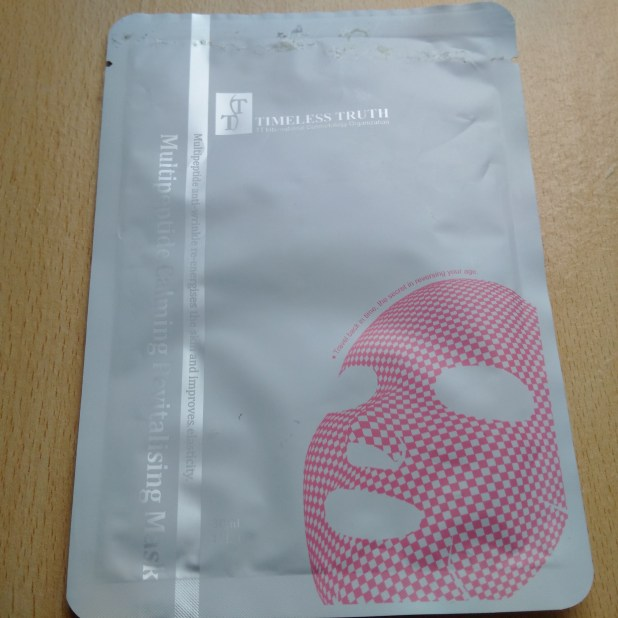 Lifeandsoullifestyle.com - Timeless Truth Beauty Masks Review