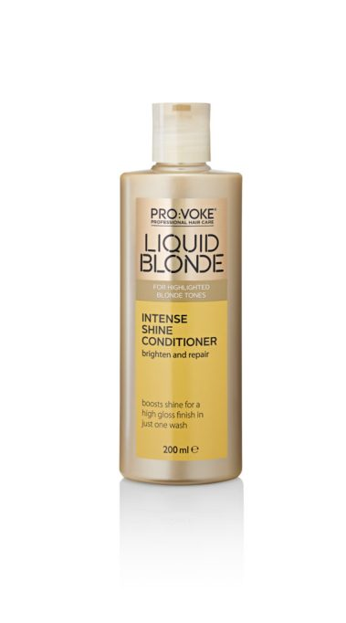 Lifeandsoullifestyle.com - Liquid Blonde Intense Shine Conditioner 200ml
