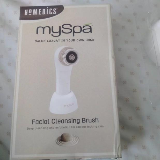 www.lifeandsoullifestyle.com- myspa beauty facial brush beauty review