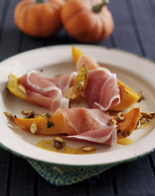 www.lifeandsoullifestyle.com -parma-ham-halloween-honey-roasted-pumpkin