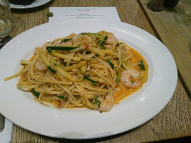 www.lifeandsoullifestyle.com - Spaghetti House Christmas Menu
