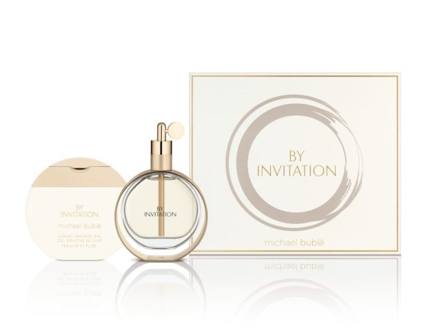 Michael Buble By Invitation Gift Set: £45 - The Perfume Shop