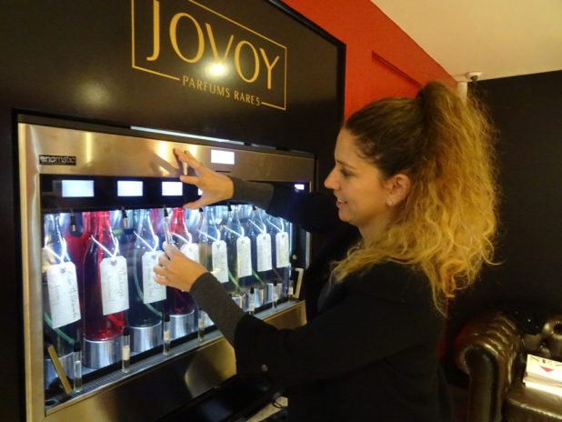 www.lifeandsoullifestyle.com – A treat for the senses - My trip to Jovoy Mayfair
