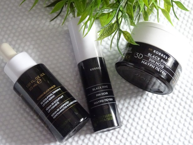 www.lifeandsoullifestyle.com- Korres Black Pine Skincare Collection