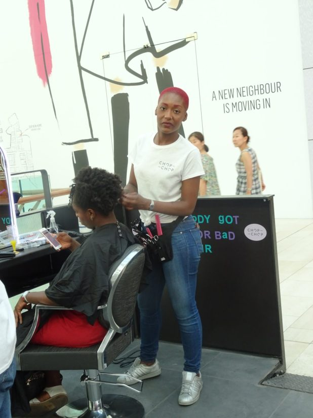 www.lifeandsoullifestyle.com – Chop Chop Salon Visit