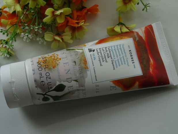 www.lifeandsoullifestyle.com – Korres skincare review