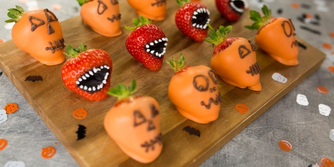 www.lifeandsoullifestyle.com – easy Halloween recipes