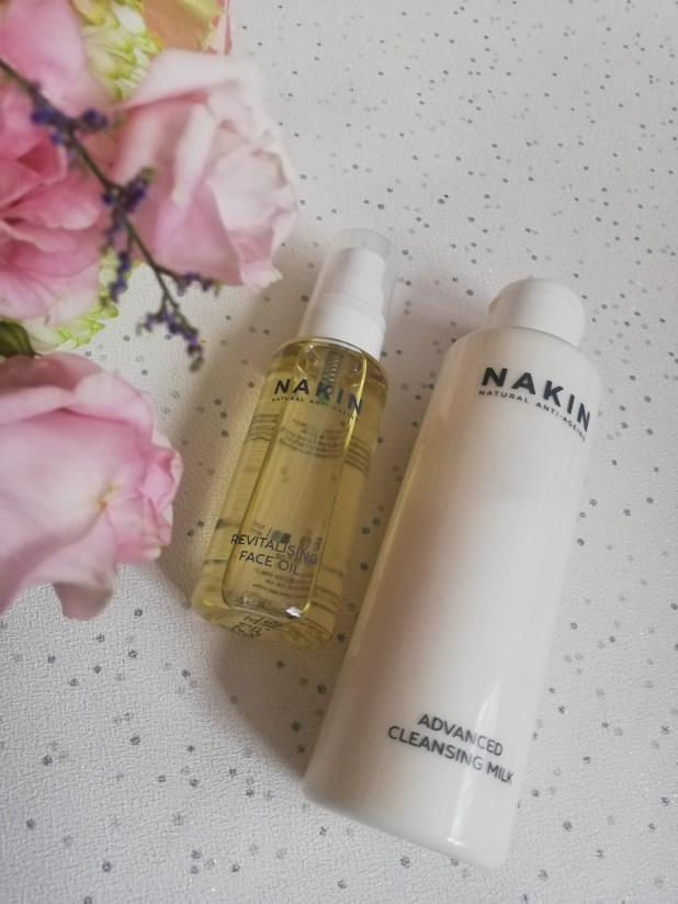 www.lifeandsoullifestyle.com – New Nakin anti-ageing skincare review