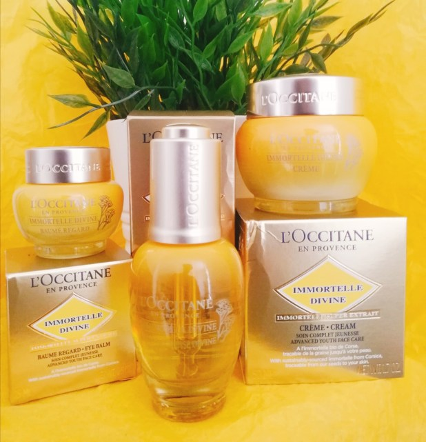 www.lifeandsoullifestyle.com – L'Occitane launch a reformulated Immortelle Divine Collection