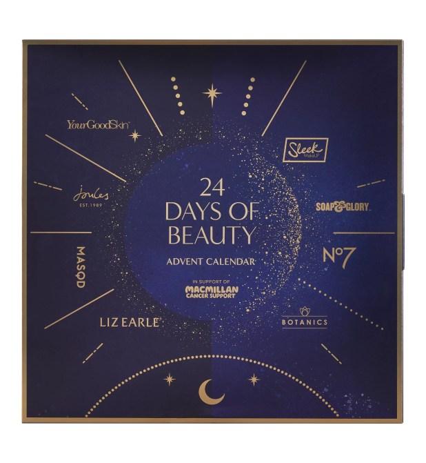 www.lifeandsoullifestyle.com - Macmillan Beauty Advent Calendar
