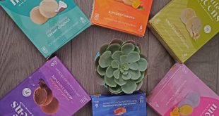 www.lifeandsoullifestyle.com - Little Moons mochi ice cream