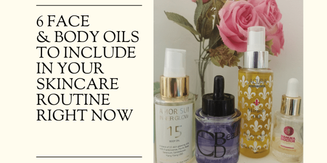 www.lifeandsoullifestyle.com – body oils for spring
