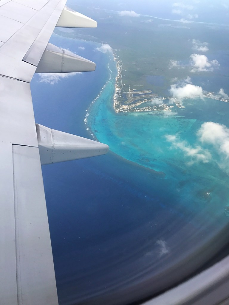 Au revoir Grand Cayman!