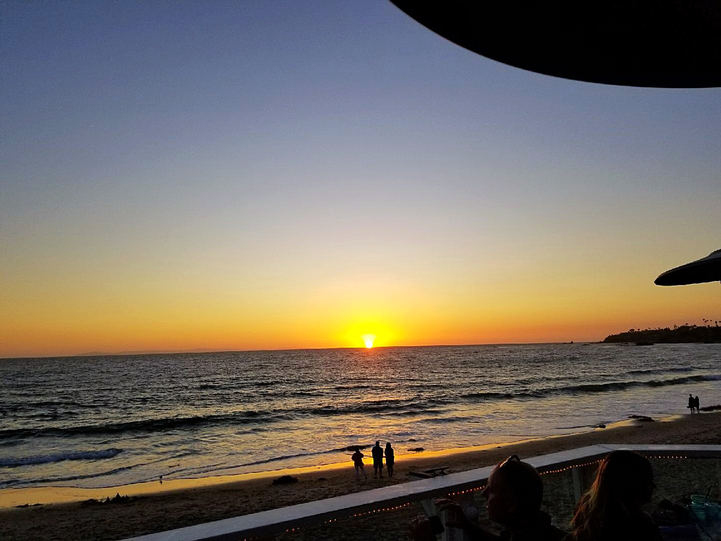 Sunset @ Laguna Beach