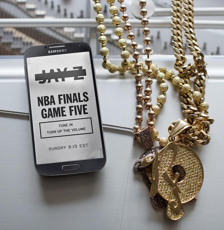 Jay-Z x Samsung