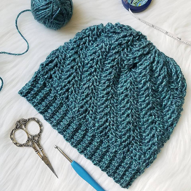 The Nautilus Beanie & Bun Hat