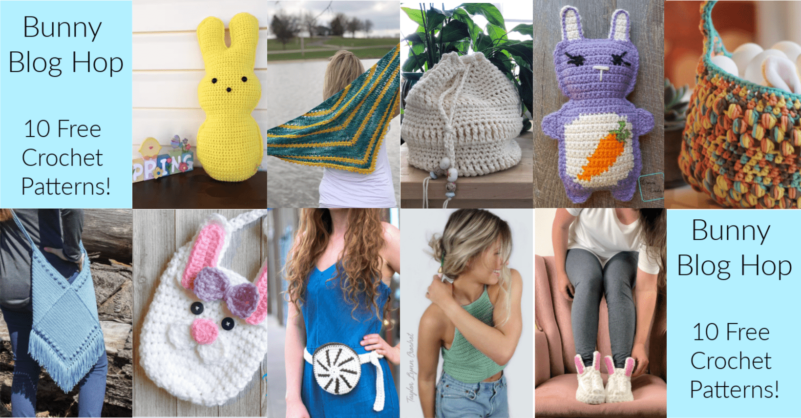 10 Quick crochet projects to make now!